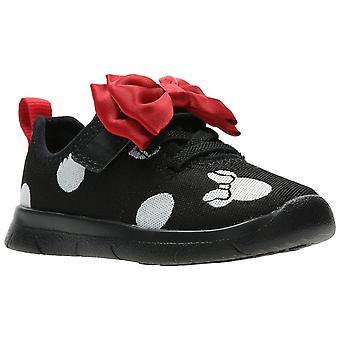 كلاركس Ath القوس تي الفتيات الأحذية الأولى