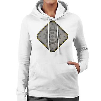 The Crystal Maze Gear Women's Hooded Sweatshirt