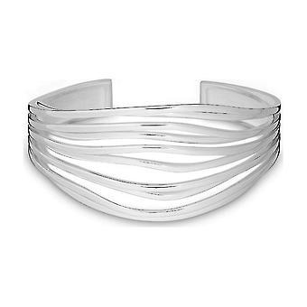 Quinn-polert sølv mansjett, Wind_Blown-0290830