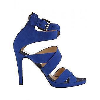 Trussardi - Shoes - Sandal - 79S003_46_BLUETTE - Ladies - dodgerblue - 41