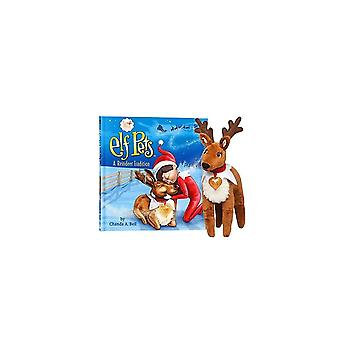 Elf On The Shelf Elf Pets - Reindeer & Book