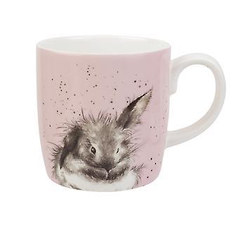 Wrendale Designs Bathtime Rabbit Mug