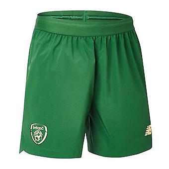 2020-2021 Ireland Home Shorts (Green) - Kids