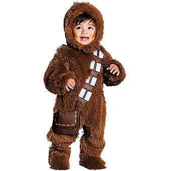 Chewbacca kostume til småbørn-Star Wars