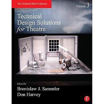 Technisch ontwerpoplossingen voor Theater Volume 3