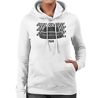 TVR Bring The Noise Women's Hooded Sweatshirt