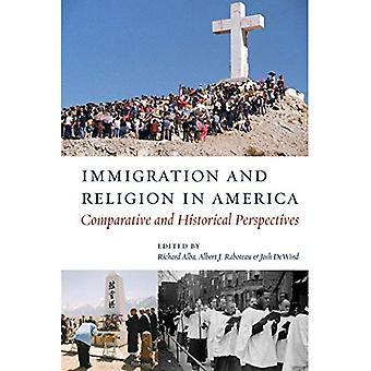 Imigração e religião na América: perspectivas comparativas e históricas