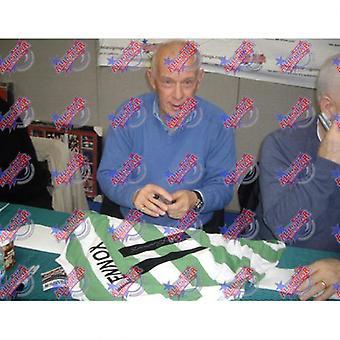 Celtic Lennox allekirjoitettu paita