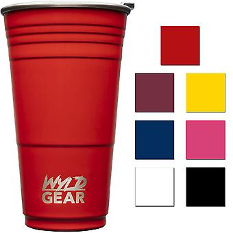 Wyld Gear 24 oz. Insulated Stainless Steel Party Cup Tumbler