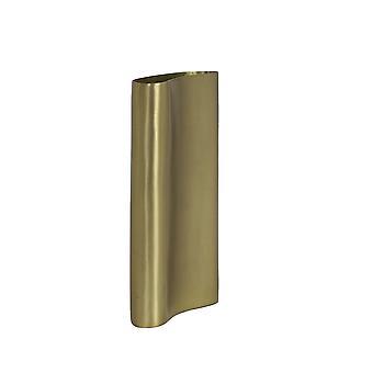 Light & Living Vase Deco 18.5x5x36cm Calha Shiny Matted Bronze
