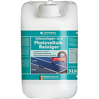 HOTREGA® solar and photovoltaic cleaner, 5 litre canister (concentrate)