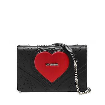 Moschino Love Moschino Cut Out Detail Chain Bag