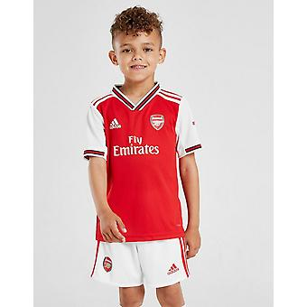 Nowy adidas Kids' Arsenal FC 2019/20 Home Kit Red