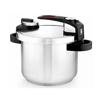 Pressure cooker BRA A185602 6 L Stainless steel