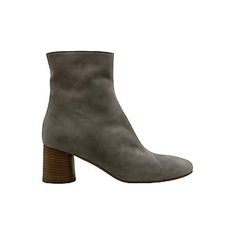 Vince Womens Suede Closed Toe Ankle Fashion Boots