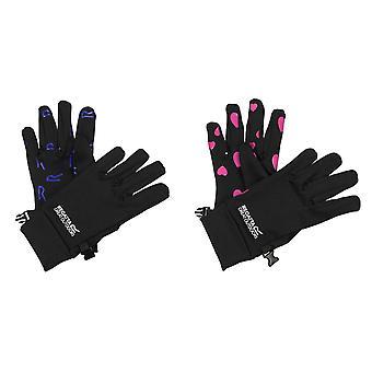 Regatta Great Outdoors Childrens/Kids Grippy Gloves