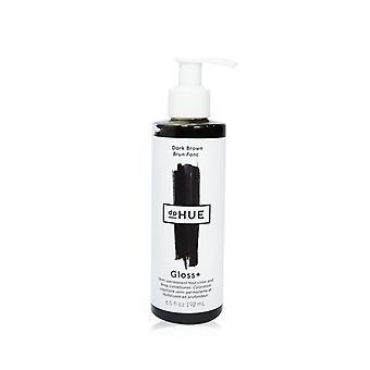 Dphue Gloss+ Semi-permanente haarkleur en diepe conditioner - # Donkerbruin - 192ml/6.5oz