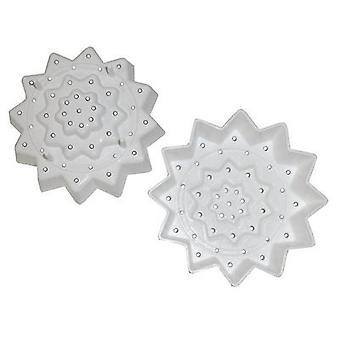 Ægost forme - servering 4 pakker, 10 cm