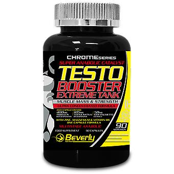 Beverly Nutrition Testo Booster Extreme Tank (with Tribulus Terrestris) 80 Capsules