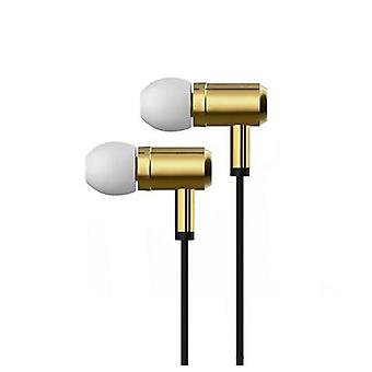 Headphones with microphone ref. 101370 gold