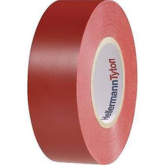 """הלרמטיטון הלאטקוף Flex 15 710-00152 סרט חשמלי הלאטקוף Flex 15 אדום (L x W) 20 m x 19 מ""""מ 20 m"""