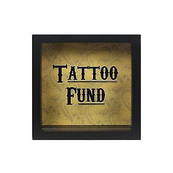Gothic Homeware Tattoo Fund Money Box