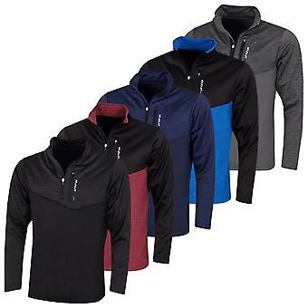 Stuburt Mens Golf Evolve Extreme 1/4 Zip Thermal Pullover Fleece