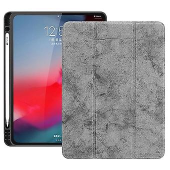 Smartcover Grey for Apple iPad Pro 11.0 inch 2018 / iPad Air 2020 4th Gen. Pocket Sleeve Pencil Case Accessories Magnetic