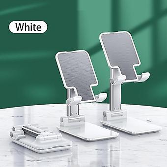 Cafele desktop foldable height adjustable phone holder tablet stand for smart phone tablet under 12.9 inch