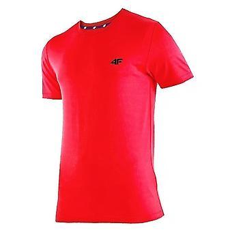 4F TSMF002 H4L19TSMF00262N training summer men t-shirt