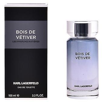 Men's Perfume Bois De Vétiver Lagerfeld EDT