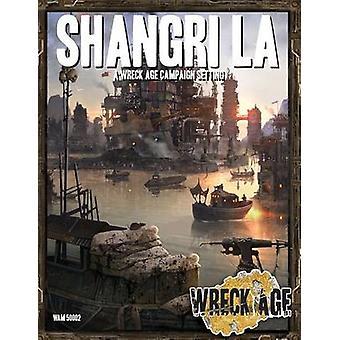 Shangri LA A Wreck Age campaign setting by Gordon & John