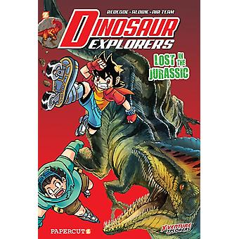 Dinosaur Explorers Vol. 5  Lost in the Jurassic by Redcode