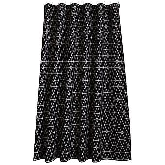 Triangle Shower curtain 80x180cm