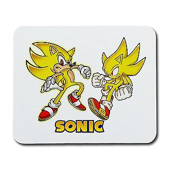 Super Sonic Mouse Pad