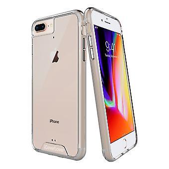 Voor iPhone 8 Plus/7 Plus/6S Plus/6 Plus Case iCoverLover Clear Cover Transparant