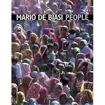 Mario de Biasi - People by Mario De Biasi - 9788889431115 Book