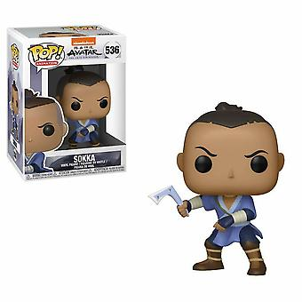 Avatar the Last Airbender Sokka Pop! Vinyl
