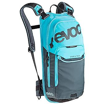 evoc Phase Team Camera d' Air Bicycle Backpack - 44 cm - 6 Liters - Neon Blue/Slate