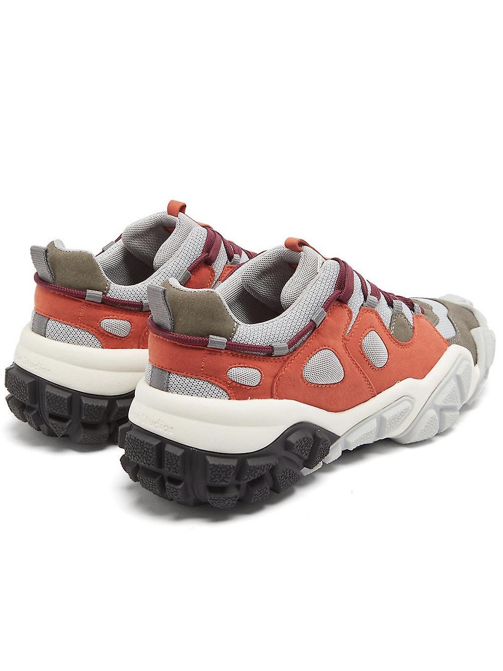 Acne Studios Ezcr025002 Men's Multicolor Fabric Sneakers