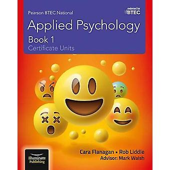 Pearson BTEC National Applied Psychology - Book 1 by Cara Flanagan - 9