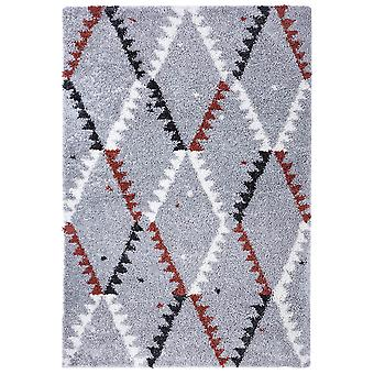 Supersofter Shaggy Tapis Lark Gris