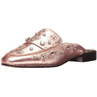 Dolce Vita Womens maura-e amandel teen speciale gelegenheid schuif sandalen