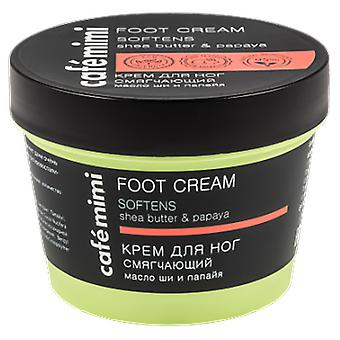 Cafe Mimi Softening Foot Cream 110 ml