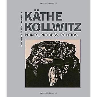 Kathe Kollwitz - Prints - Process - Politics by Louis Marchesano - 97
