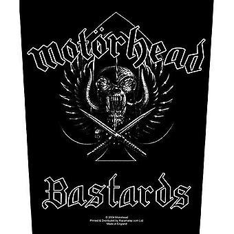 Motorhead tilbake Patch drittsekker bandet logo nye offisielle (36 cm x 29 cm)