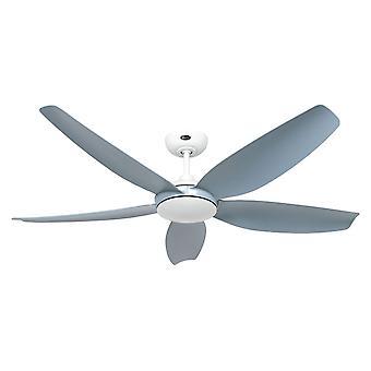 DC takfläkt Eco Volare 142 Vit / Grå