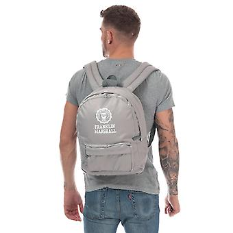 Accessories Franklin And Marshall Franklin Backpack in Grey