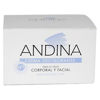 Andina Andean Bleaching Cream (Health &amp  Beauty , Personal hygiene , Hair removal)