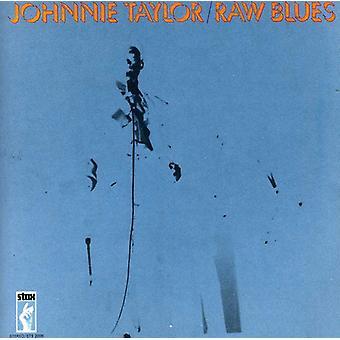 Johnnie Taylor - Raw Blues [CD] USA import